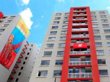 """2011 wurde die """"Gran Misión Vivienda Venezuela"""" von Hugo Chávez ins Leben gerufen"""