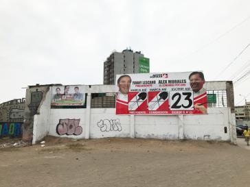 Symptom der politischen Krise: Kein Kandidat schafft es bislang, die Wähler für sich zu gewinnen