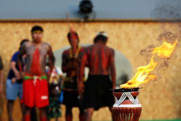 Die Gewalt in Brasilien gegen Indigene nimmt zu