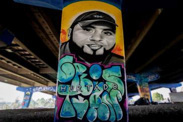 Cristhian Hurtado verlor sein Leben bei einem von der Polizei verübten Massaker