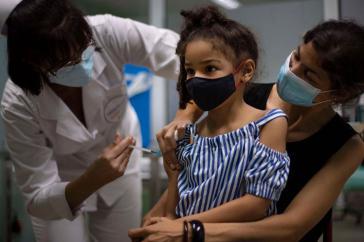 Ab dem 15. September werden auch die jüngeren Kinder geimpft