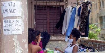 Auf privaten Flohmärkten ist jetzt  der An- und Verkauf von Haushaltsgegenständen und anderen Konsumgütern möglich