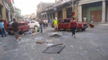 Derzeit laufen auf Kuba Verfahren gegen Beteiligte an den teils gewaltsamen Protesten im Juli