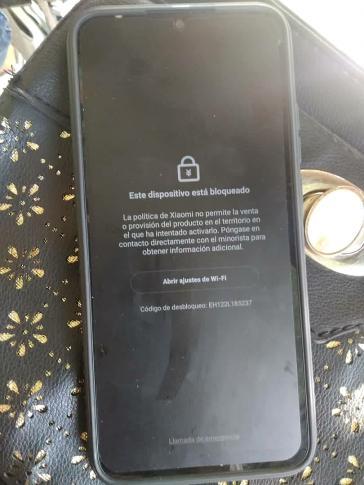"Xiaomi-Mobiltelefon auf Kuba: ""Dieses Gerät ist gesperrt"""