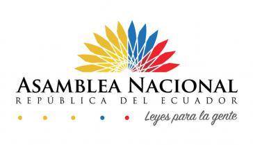 Logo der Asamblea Nacional von Ecuador