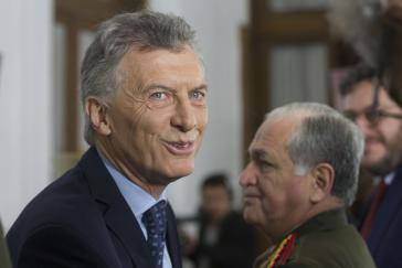 Ex-Präsident Macri weist alle Vorwürfe gegen sich und seine Mitarbeiter zurück