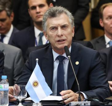 Ex-Präsident Mauricio Macri muss sich in Argentinien weiter wegen verschiedener Vergehen verantworten