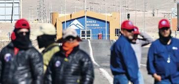 Die weltgrößte Kupfermine in Chile droht nach wie vor bestreikt zu werden