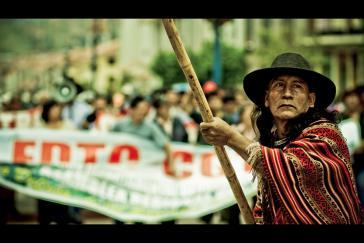 Die Indigenen in Peru könnten von einer möglichen Präsidentschaft von Pedro Castillo profitieren