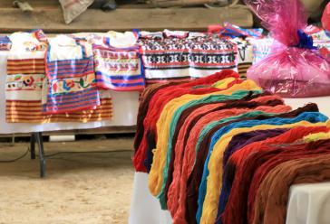 Mazatekischen Kleidungsstücke aus Oaxaca: Beliebt bei internationalen Modefirmen