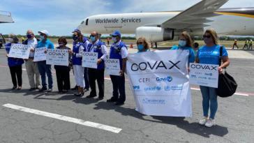 Vergangene Woche trafen die ersten 135.000 Dosen des Covax-Mechanismus in Nicaragua ein