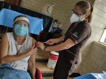 Venezuela will in diesem Jahr mindestens 70 Prozent der Bevölkerung gegen Corona impfen. Dazu sind die Lieferungen aus dem Covax-Mechanismus nötig