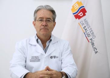Hat sich nach seinem Rücktritt nach Miami abgesetzt: Ex-Gesundheitsminister Zevallos
