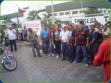 Arbeiter besetzen deutsche Kaffeefabrik in Venezuela