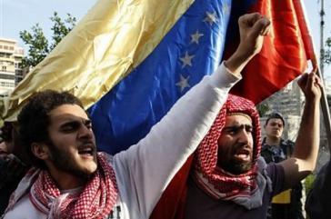 Venezuela schickt humanitäre Hilfe nach Gaza