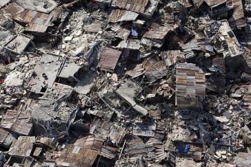 Kritik an sozialer Lage in Haiti