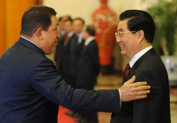 Venezuela und China bekräftigen Kooperation