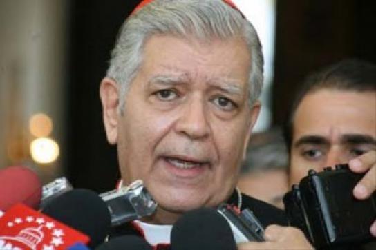 Kardinal Jorge Urosa Savino