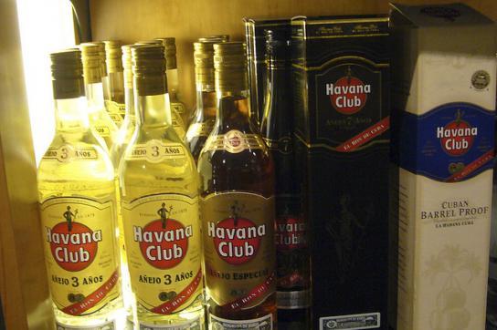 Bereitet nur in Verbindung mit Paypal Kopfschmerzen: Havana Club