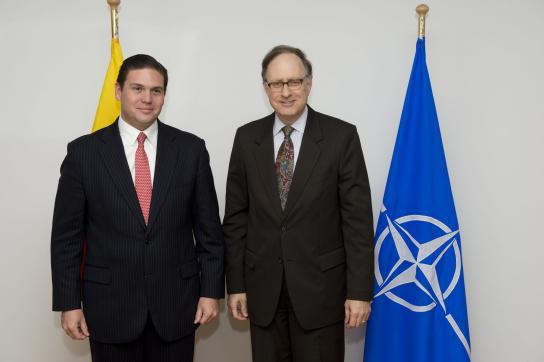 NATO Kolumbien