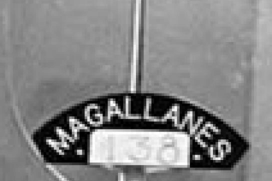 Mikrofon von Radio Magallanes