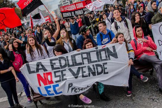 Bildungsproteste in Chile leiteten den politischen Wandel ein