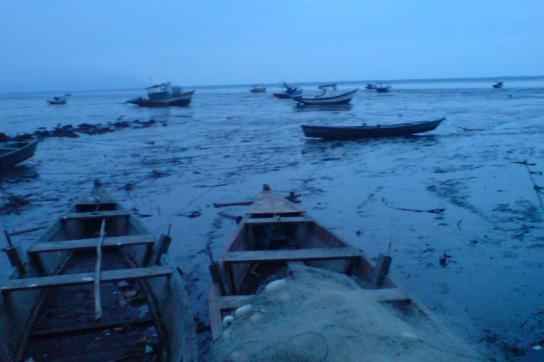 Brasiliens Kleinfischerei steht das Wasser bis zum Hals.