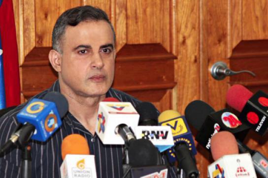 Venezuelas Ombudsmann Tarek William Saab