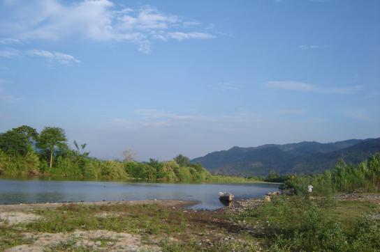 Landschaft von Pichanaki