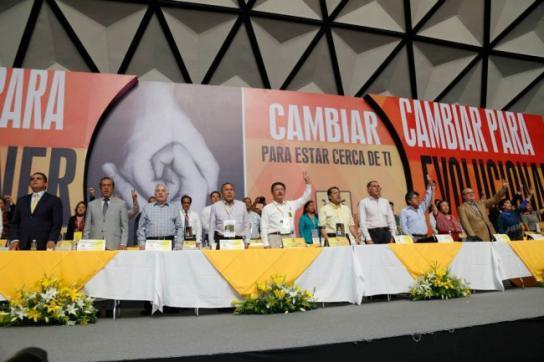 Tagung des PRD Nationalkongresses