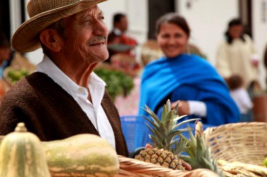 Gesetzesvorschlag sollte die Rechte von Kleinbauern in Kolumbien stärken