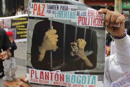 Von 3.400 Strafgefangenen der Farc in Kolumbien sind erst 830 entlassen worden