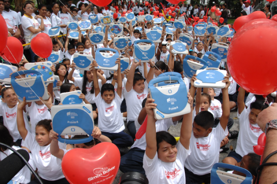 Sozialprogramme der Regierung in Venezuela laufen trotz Wirtschaftskrise weiter