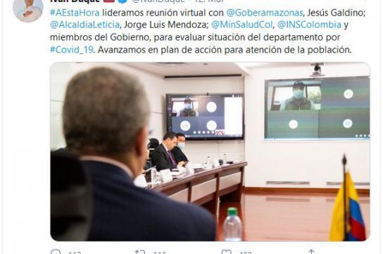 Kabinettssitzung online