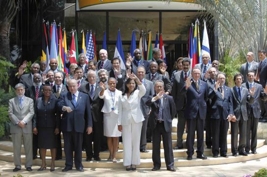 OAS will Kuba wieder aufnehmen