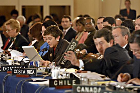 OAS-Kommission untersucht Angriff