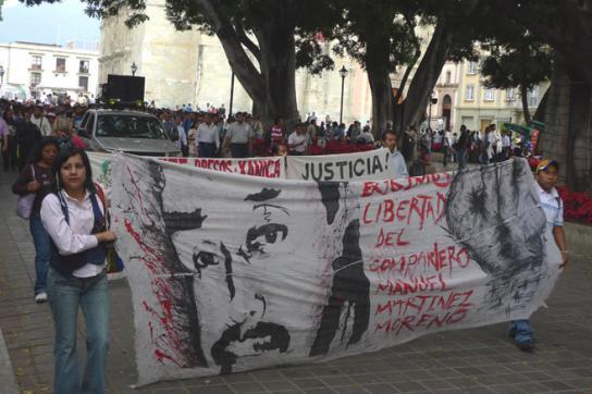 Mexiko: Aktivist weiter unschuldig in Haft