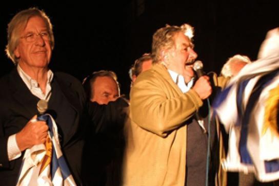 Viele Gewinner in Uruguay